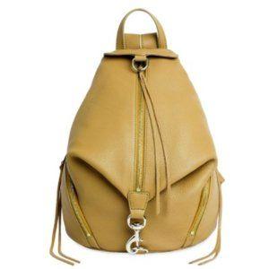 $169 *NEW* Rebecca Minkoff Julian Leather Backpack